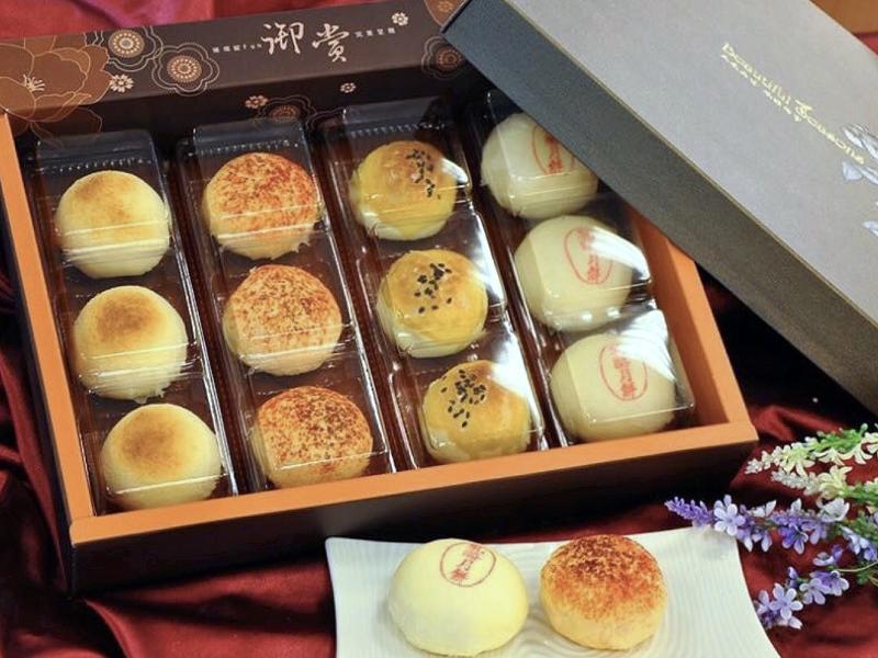高雄中秋月餅禮盒推薦‧家榮